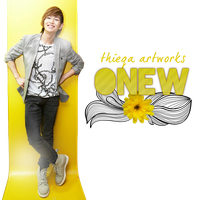 Onew My Deviant ID by theTuned-Star