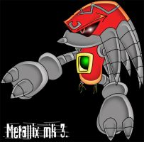 Metallix mk 3 - Knuckles by TheStiv