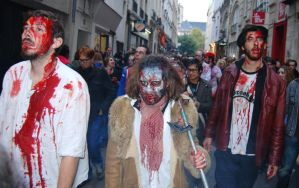 Zombie Walk 16 by TheNeoShaman