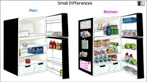 Small Differences in the Fridge! by Terraced-Fields