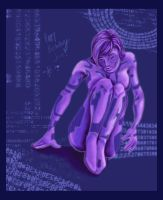 Cortana birthday Pinup by ari-ira