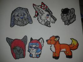 Mini headshots nd stuff by Daisylasy3