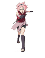 Sakura Render by VIOLET-2010