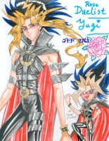 Yami Yugi Duelist Roses Outfit by alaer