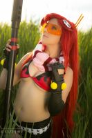 Yoko Littner by KOCosplay