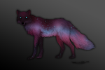 OPEN AUCTION wolf by LauraRamirezAdopts