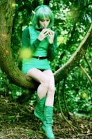 Saria's Song -15,000 Views- by RikkuGrape
