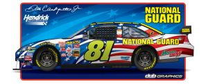 Dale Jr. National Guard by AiDub