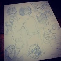 More Concepts... by jerkmonger