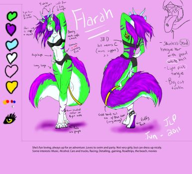 The New Flarah by FloridianPirate