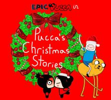 Pucca's Christmas Stories Part 1 by rabbidlover01