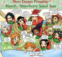 Bleach - Strawberry Salad Toss by starr-dream