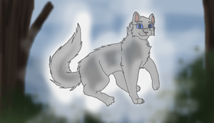 Cinderpelt is Finally Free by duskingxwarrior