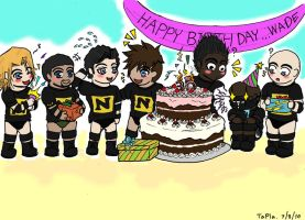 The NEXUS - HBD Wade by Tapla