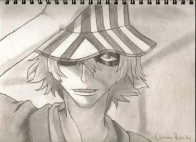 Urahara Kisuke by piratescanbesilly