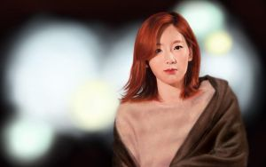Taeyeon @ Salamander Guru and The Gang by raretak