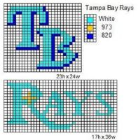 Tampa Bay Rays by cdbvulpix