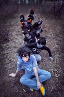 Homestuck 7 by Murasato