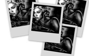 MADONNA COLLAGE by shle896