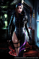 RE: Revelations - Jessica Sherawat by ceriselightning