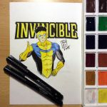 Invincible by Kan-L