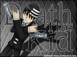 Death The Kid Desktop by Bexeh-Chan