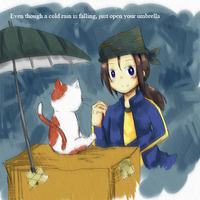 Rainy day by blearry1