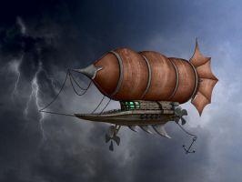 Pirates of the High Winds by DeepBlueDesign
