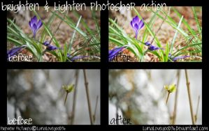 Brighten and Lighten Action by LunaLovegood36