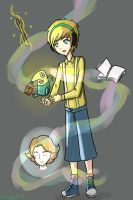Pewdiepie- Ni no kuni wrath of the white witch by AlexIbnlaAuditore08