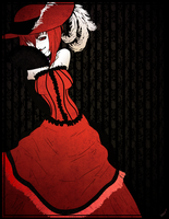 The Red Queen by Sarah-in-a-bonnet