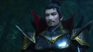 Samurai Warriors 4 Nobunaga Oda by DragonWarrior-HT