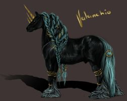 Valanchio by SouthAfricanFox