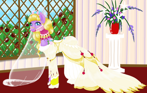 ((Rp Starter)) Wedding Day Annabelle by PookasTrainer
