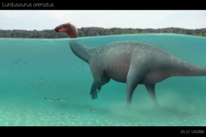 The Hippoposaurus by Julio-Lacerda
