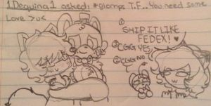 Ask The FNAF Crew ( Question 9 ) by CreepyGamerGirl2002