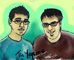 Yogscast - SimonLewis by iPipster