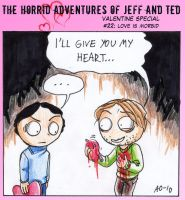 Adventures of Jeff n Ted pt22 by Seal-of-Metatron