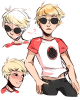 strider is the bae by owln