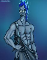 Sexy Disney Villains: Hades by Amadeo-Amadeo
