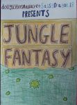 Jungle Fantasy front cover by dollysistersmassacre