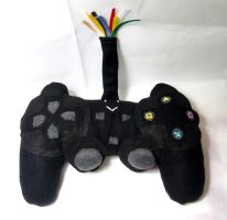 PS2 Controller Plush Pillow by Nikicus