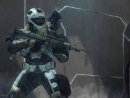 Halo Reach: Always Be Ready by purpledragon104