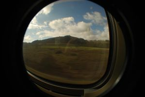Fish Eye I by John-Furie-Zacharias