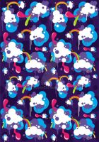 Rockookoo Pattern Design by SuperFex
