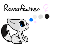 Ravenfeather Reference 2016 by MapleBranchWing