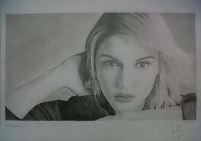 Kate Winslet by ToniSugianto