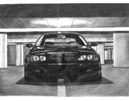 BMW e46 by mehmetmumtaz