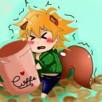 I want more coffe. by Karu-90
