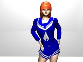 DOA's Clone by thequestionmark